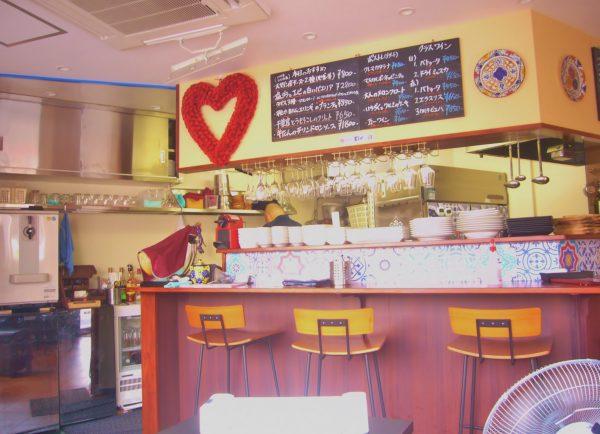 千葉市中央区 スペイン料理店