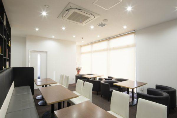 オフィス工事は作業性・機能性はもちろん勿論、落ち着いて過ごせ、尚且つ仕事がはかどり働きやすい空間作りを目指します。